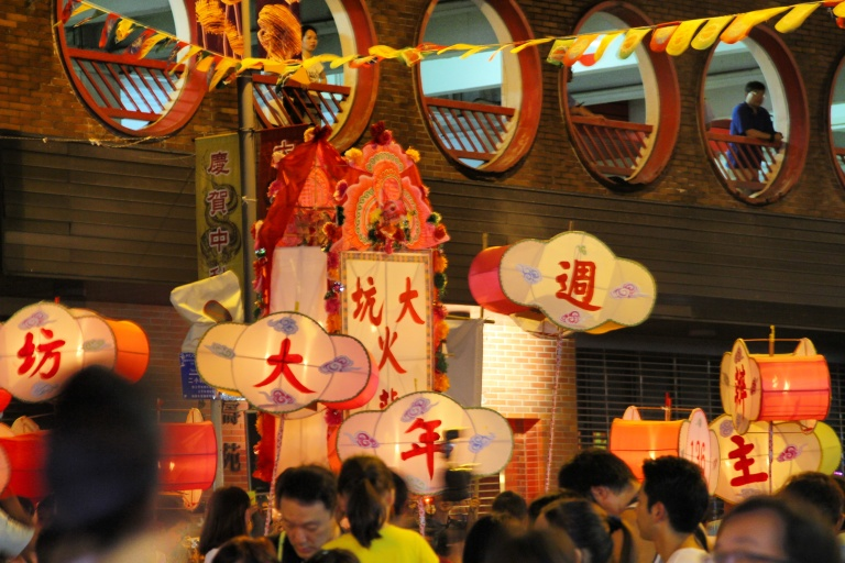 Tai Hang Fire Dragon Dance, Tai Hang, Hong Kong | September 27, 2015 | Tanya McGovern