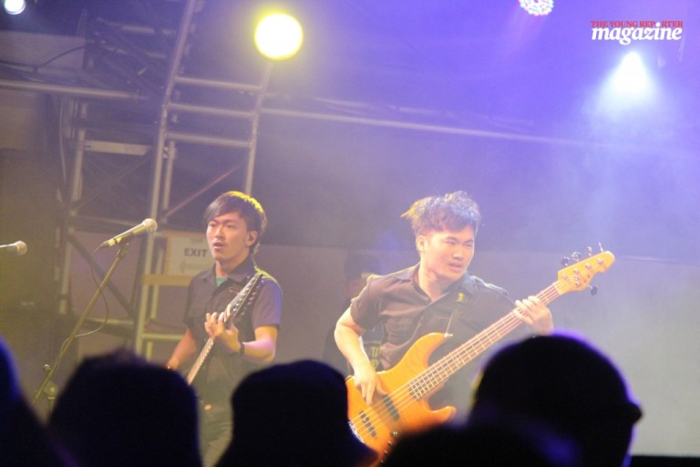 The Taiwanese band was formed in 2006 and has been credited with alighting China's deathcore scene. (Photo: Tanya McGovern)